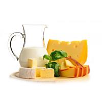 Сыр, масло, яйца