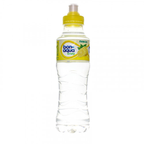 Вода негазированная лимон Bon Aqua Viva 0,5 л