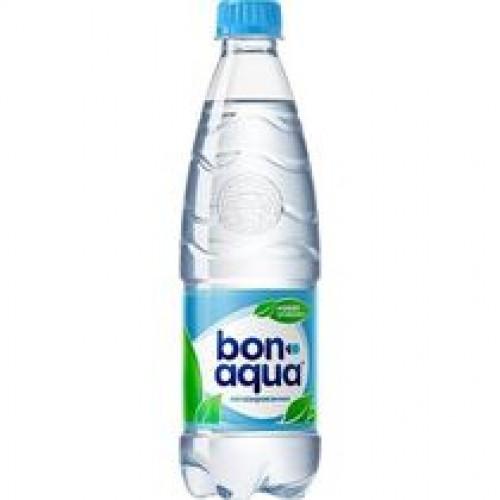 Вода негазированная Bon Aqua 0,5 л