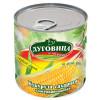 Кукуруза сахарная консервированная ЛУГОВИЦА 212 гр ж/б