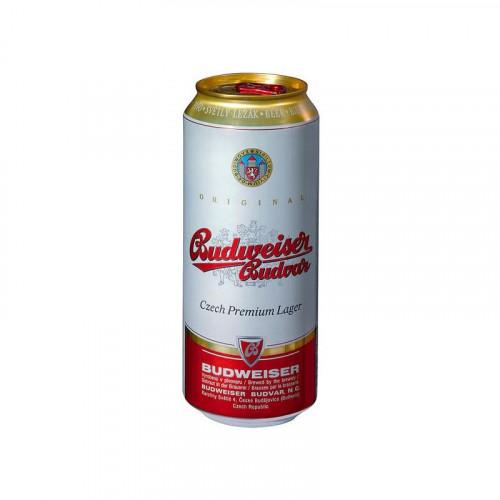 Пиво Budweiser Budvar Original 5% светлое, 0,5 л