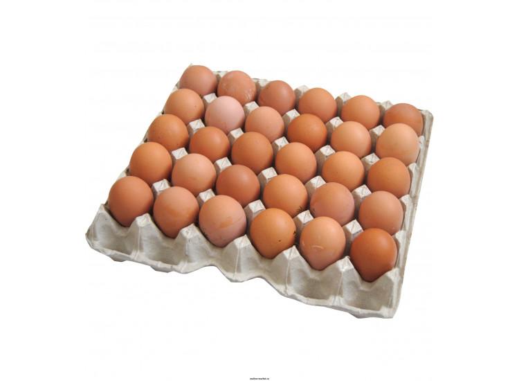 Яйцо куриное столовое 1 кат, 30 шт.
