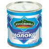 Молоко сгущенка с сахаром ЛУГОВИЦА 380гр ж/б