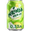 Газированный напиток Mirinda Mix-It Ананас-Груша 0,33 л