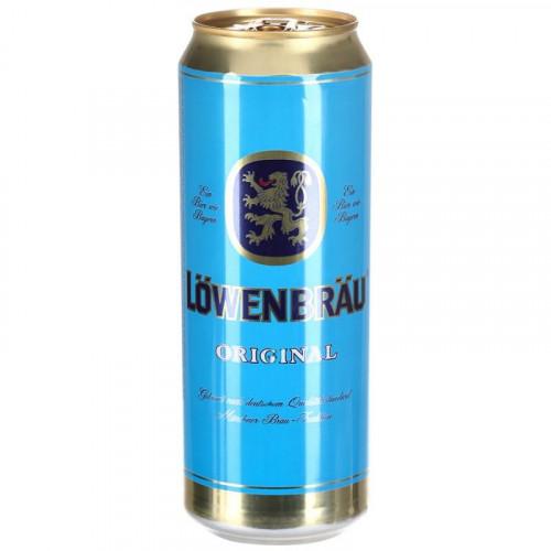 Пиво Lowenbrau светлое ж\б 0.45 л