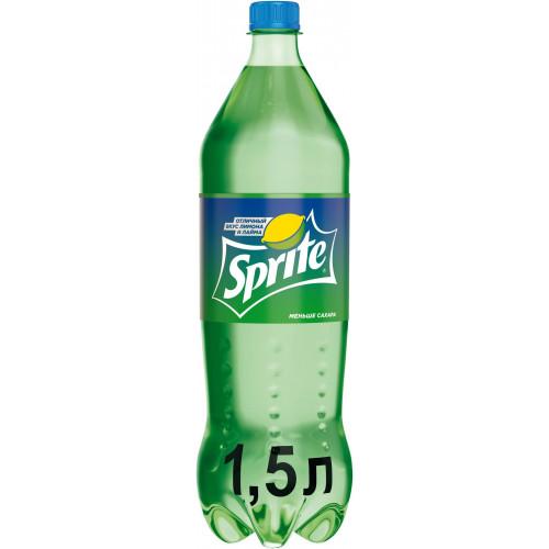 Газированный напиток Sprite 1,5 л