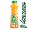 Напиток J7 Frutz Апельсин сокосодержащий 0,385 л.