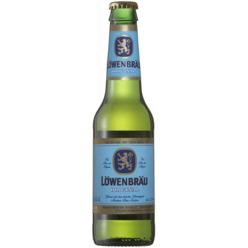Пиво Lowenbrau светлое стекло 0.47 л
