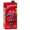Нектар Любимый Гранатовый гранат яблоко черноплодная рябина 0.95 л