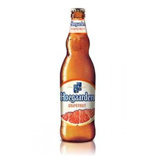 Пиво Hoegaarden grapefruit Грейпфрут нефильтрованное светлое 4.6% 0,47 л