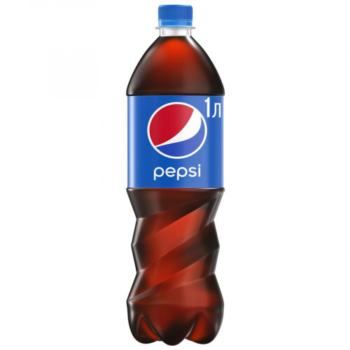 Газированный напиток Pepsi 1 л