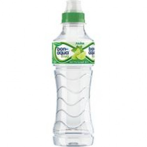 Вода негазированная лайм мята Bonaqua Viva 0,5 л