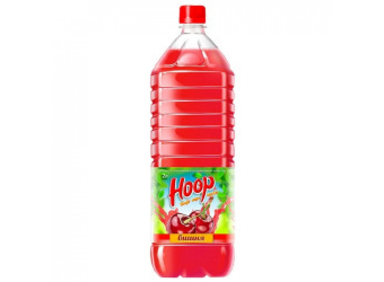 Напиток НООР вишнёвый вкус ПЭТ 2л