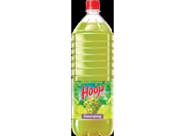 Напиток НООР виноградный вкус ПЭТ 2л