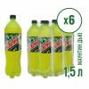 Газированный напиток Mountain Dew Цитрус 1.5 л