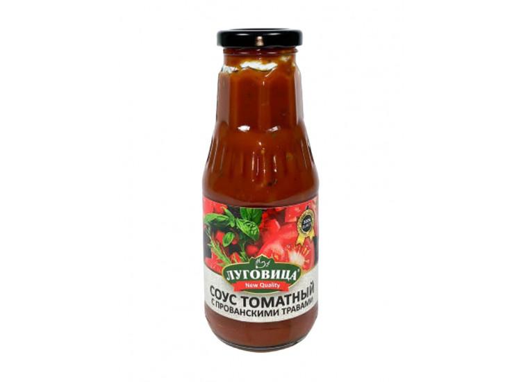 Соус томатный Луговица с прованскими травами 330 гр