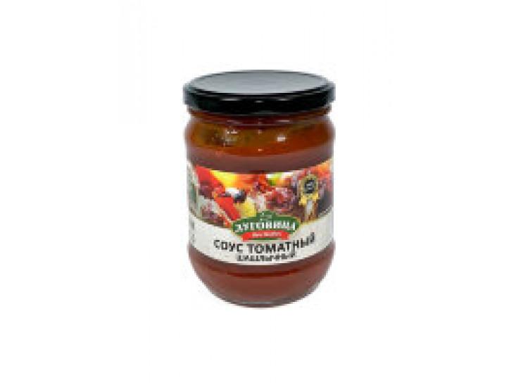 Соус томатный Шашлычный ЛУГОВИЦА 460 гр