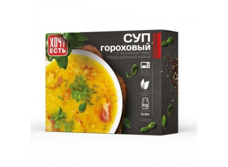 Суп гороховый с копченостями Алексинский мясокомбинат