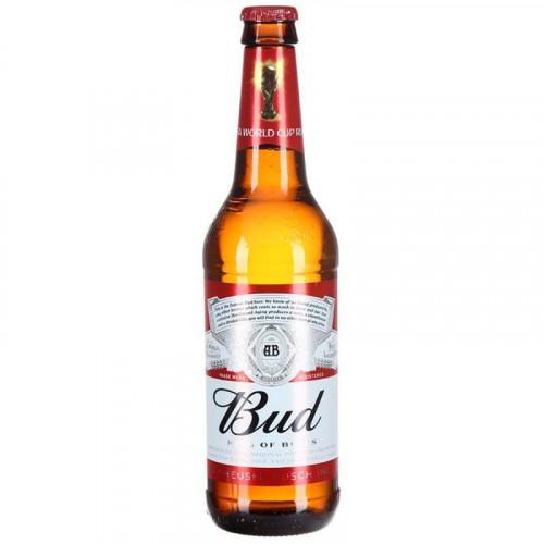 Пиво Bud светлое 0,47 л