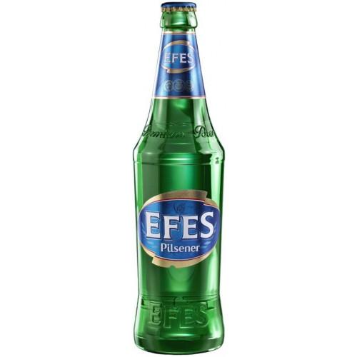 Пиво Эфес Пилзнер 0.45 л стекло