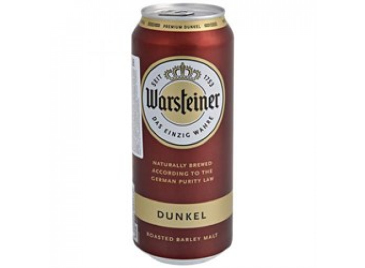 Пиво Прага Дункел 0,5 л ж/б