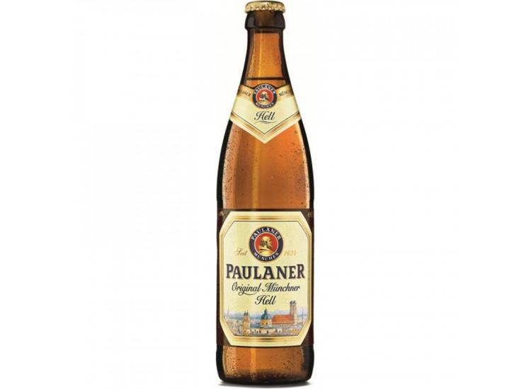 Пиво Паулайнер Оригинальное 0,5 л стекло