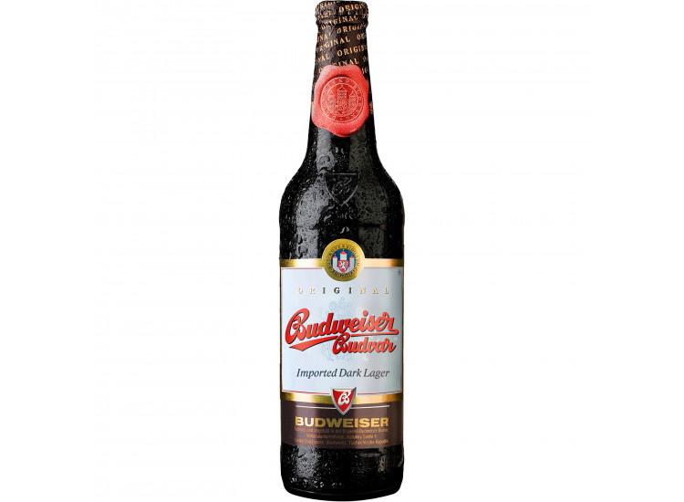 Пиво Budweiser Dark 0,5л стекло