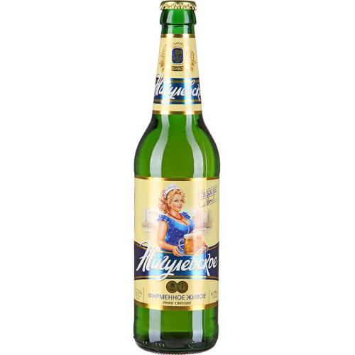 Пиво Жигулевское Фирменное 0,47 стекло