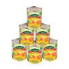 Персики в сиропе половинки ЛУГОВИЦА 425 гр ж/б
