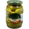 Оливки ЛИБЕРИТАС Liberitas Goldal зеленые с косточкой 380 гр стекло