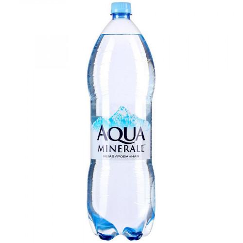 Вода негазированная Aqua Minerale 2 л