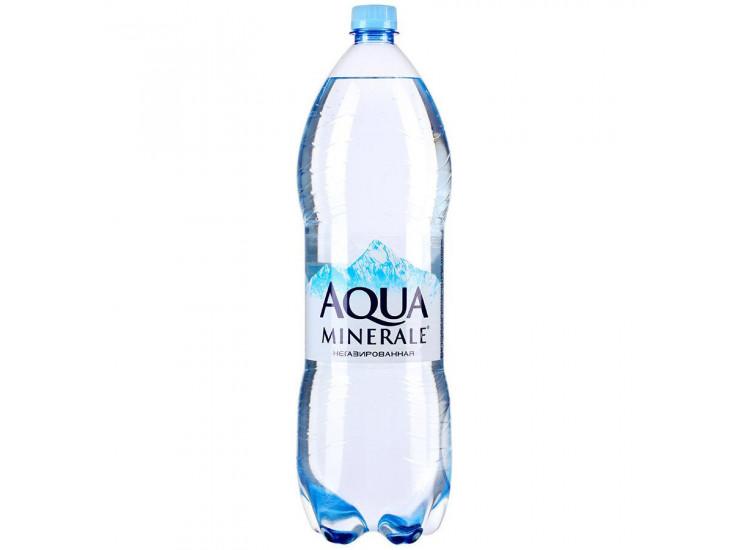 Вода негазированная Aqua Minerale 2 л,