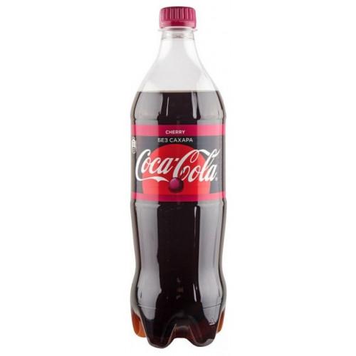 Напиток газированный Кока-кола Черри 1,5 л