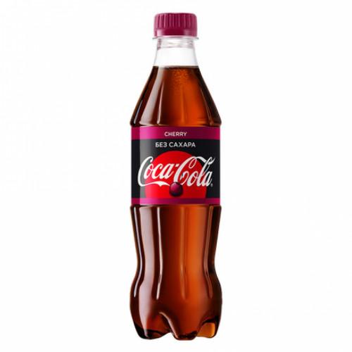Напиток газированный Кока-кола Черри 0,5 л