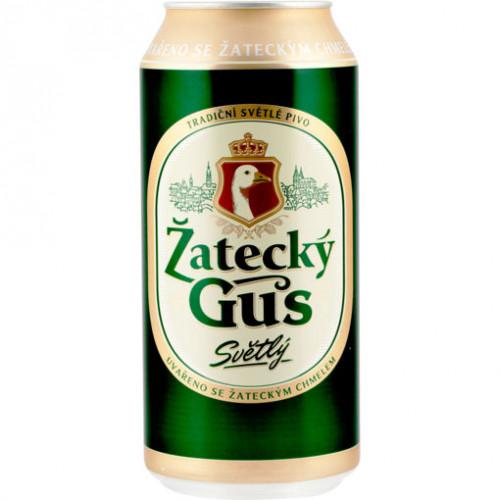 Пиво Zatecky Gus св. 0,9 л