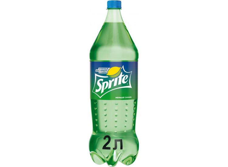 Газированный напиток Sprite 2 л