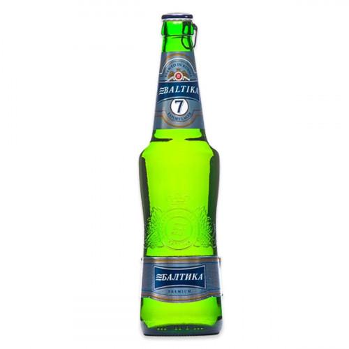Пиво Балтика №7 5,4% 470 мл, стекло