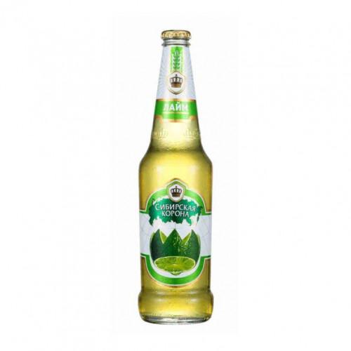 Пиво Сибирская Корона лайм 0.47 л