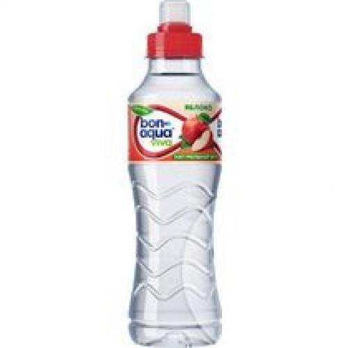 Вода негазированная яблоко Bon Aqua Viva 0,5 л