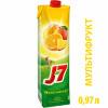 """Нектар """"J7"""" Мультифрукт 0,97л"""