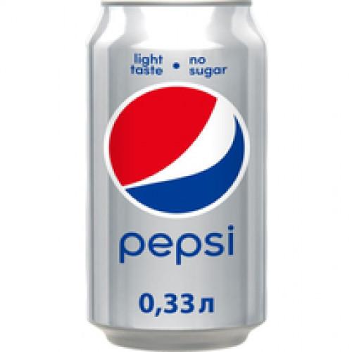 Газированный напиток Pepsi Light 0,33 л