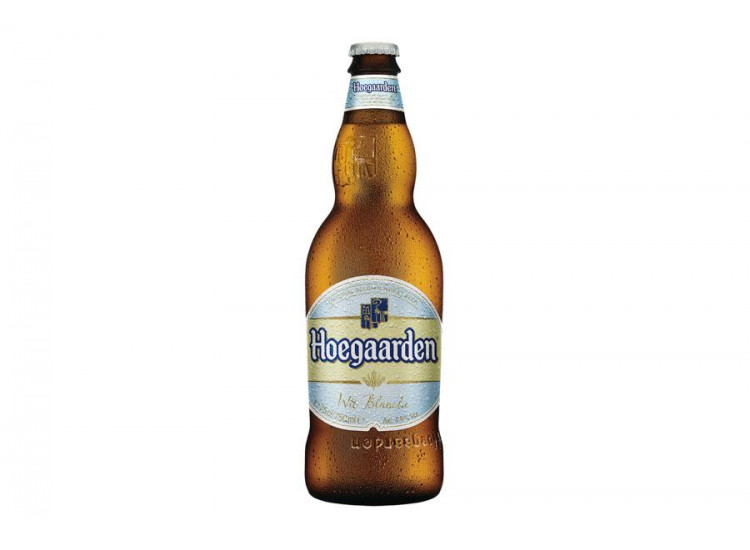 Пиво HoeGaarden White светлое нефильтрованное
