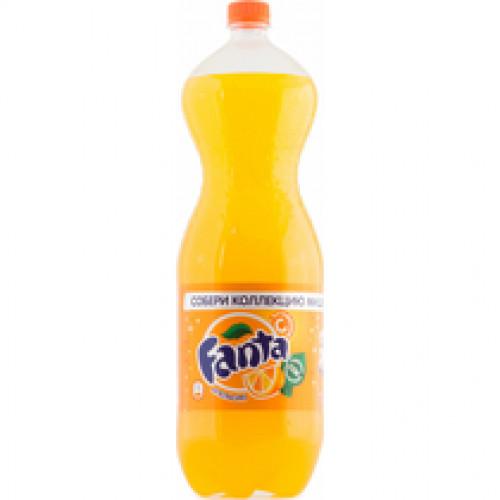 Газированный напиток Fanta Апельсин 2 л