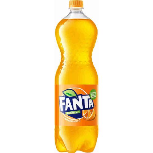 Газированный напиток Fanta Апельсин 1 л