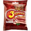 Сухарики 3 Корочки Ржаные Бекон 40 гр