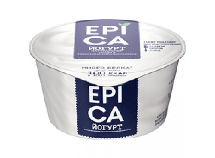 Йогурт Epica натуральный 6%